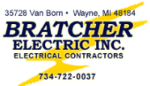 bratcher electric - electrical contractor in wanye michigan
