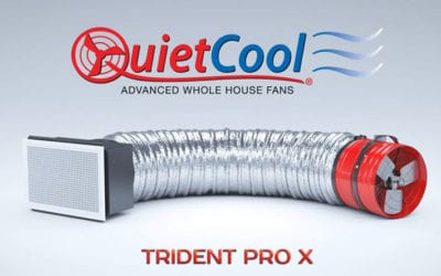 Benefits of a QuietCool House Fan