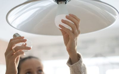 Why Your Lightbulbs May Be Burning Out – MI Electrician