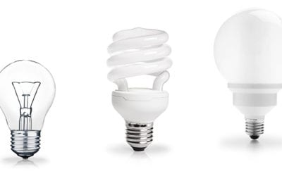 The 3 Main Types of Light Bulbs in Your Home – MI Electrical Contractor