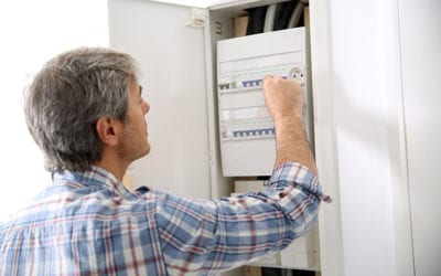 Sings My Circuit Breaker is Failing | MI Electrical Contractor